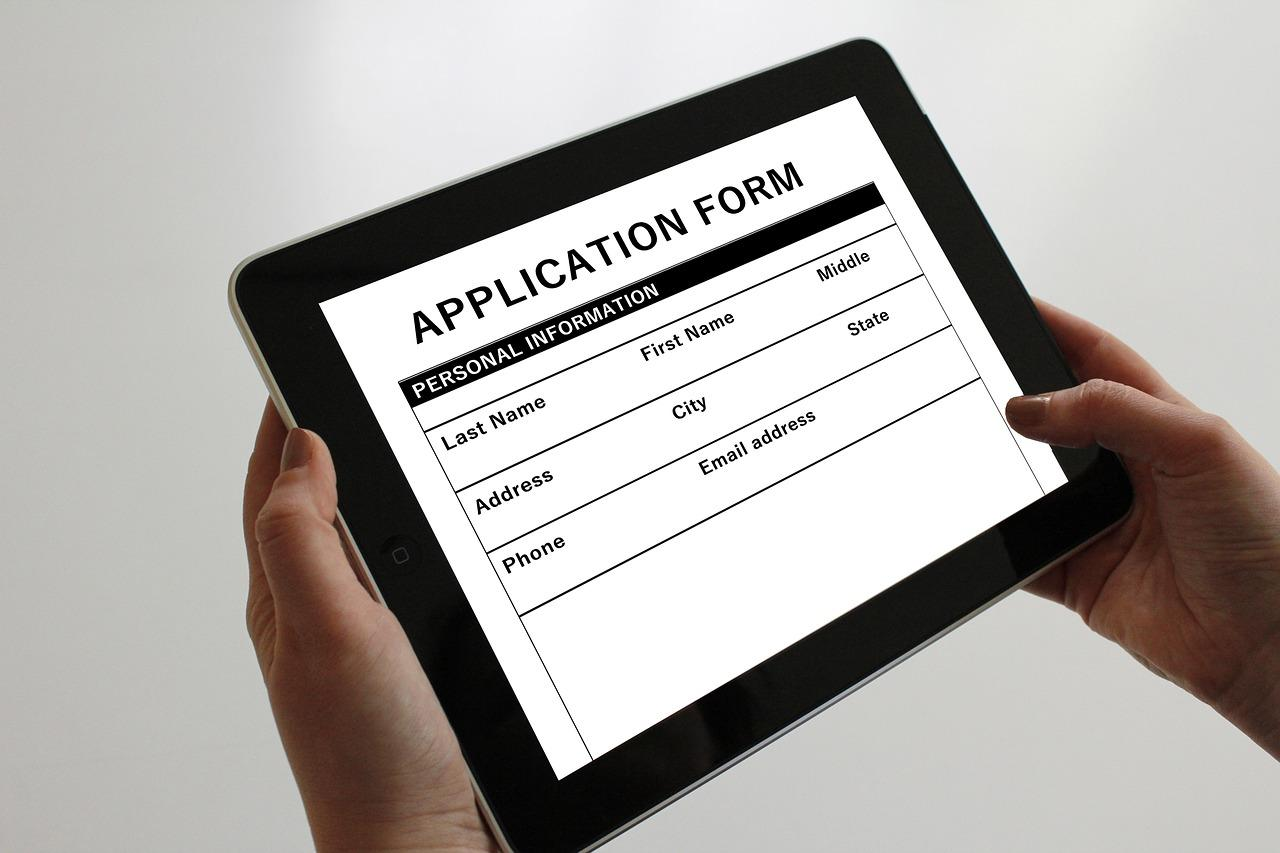 5 tips to make a quick impression during your application
